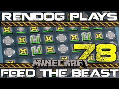 [S1E78] Let's Play Minecraft FTB - 100% Safe Nuclear Reactor