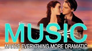 MUSIC MAKES EVERYTHING MORE DRAMATIC | David Lopez