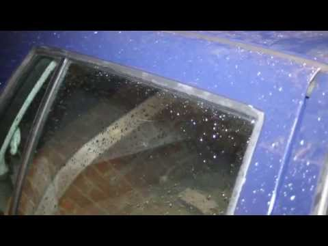 VW Golf Sunroof Interior Water Leak Drain Hole locations