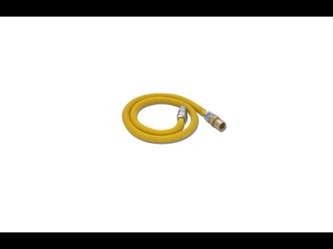 Water Heater Installment (Flexible Gas Pipe)