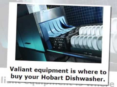Commercial Hobart Dishwasher | Cheapest Prices Online - FREE Shipping