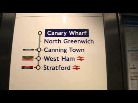 London Underground Canary Wharf Station Guide