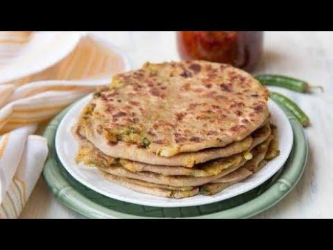 Punjabi Aloo Paratha Recipe in Hindi | आलू पराठा | Dhaba Style Paratha | Recipe by Damini's Kitchen