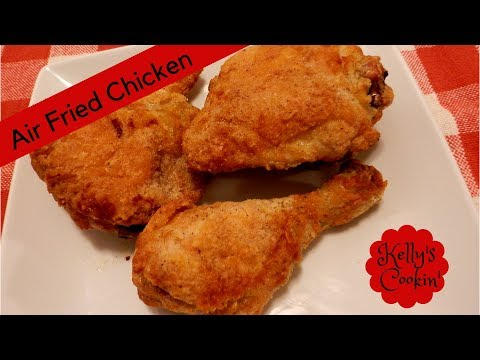 Air Fryer Fried Chicken-Cook Essentials