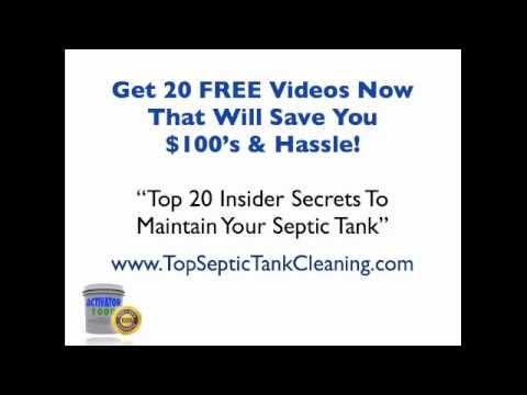 Septic Tank Cleaning | How Often Should I Clean My Septic Tank