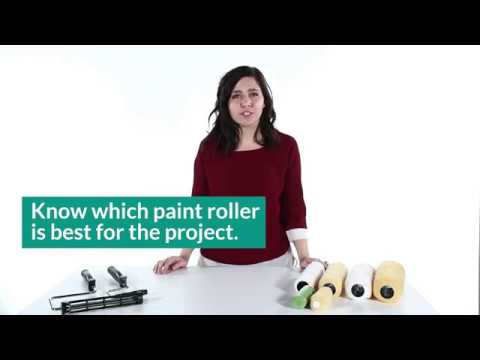 How to Choose the Right Roller Cover