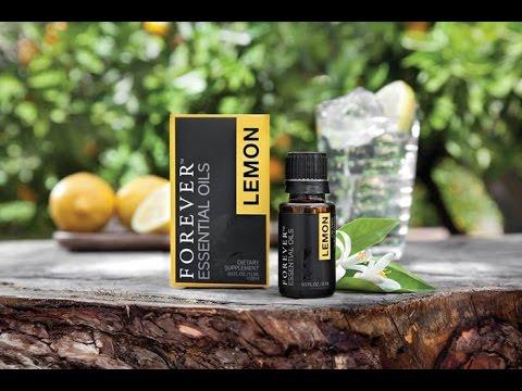 Forever Living Essential Oils -  Lemon