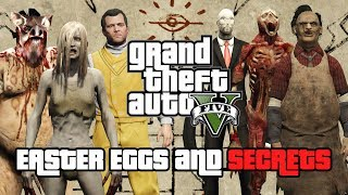 GTA 5 - All NEW Easter Eggs And Secrets (2021)