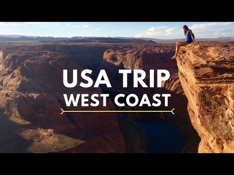 USA West Coast Roadtrip - San Francisco, Yosemite, Las Vegas, Antelop-, Grand Canyon, Los Angeles