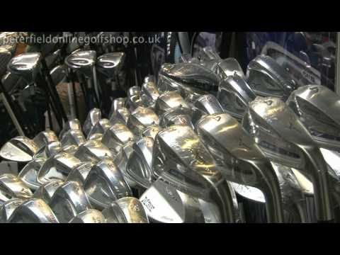Peter Field Online Golf Shop