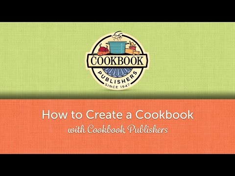 Cookbook Information Kit