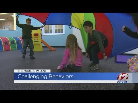 Managing challenging behaviors  in children