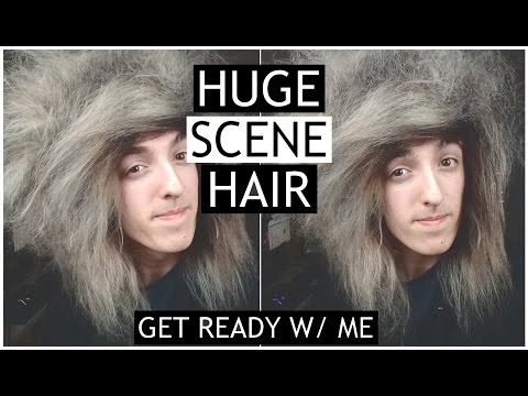 Scene Hair | Chatty Get Ready With Me