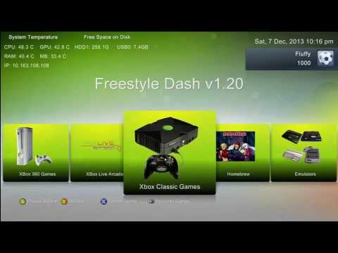 How To Change Your ROL with Freestyle Dash!(v1.20){RGH/JTAG}