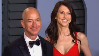 Download How Much Could Wife of Amazon's Jeff Bezos Get in Divorce? Video