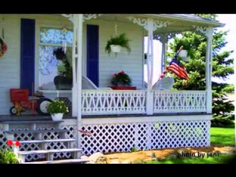 Cool Small front porch decorating ideas