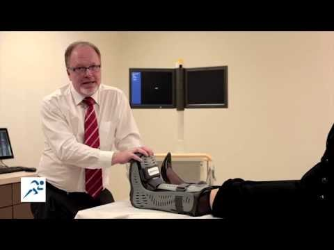 Cast or Boot for your Fracture or Sprain? - Matthew J. Connolly, DPM