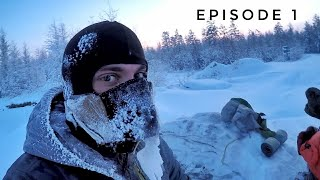 Yakutsk: the coldest city in the world | Cycling to the North ( Episode 1 )