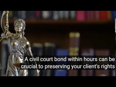 Judicial Surety Bond ~ Appeal Bonds, Supersedeas Bonds and more ~ Surety One, Inc.