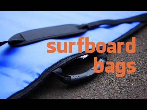 SURFBOARD CARRY BAG