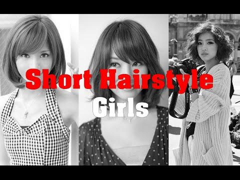 Cool Short Hairstyle and Haircut for Women 2014