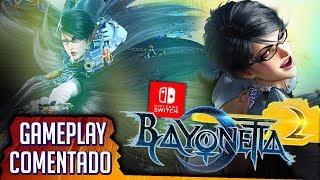 DESCARGA Bayonetta 1 & Bayonetta 2 NSP / XCI Switch DOWN