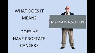 Elevated PSA: What Should You Do?