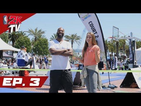 Baron Davis on his 'We Believe' Warriors Experience - NBA 2KTV S4. Ep.3