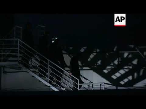 Brazil's da Silva arrives in Curitiba to surrender to federal police