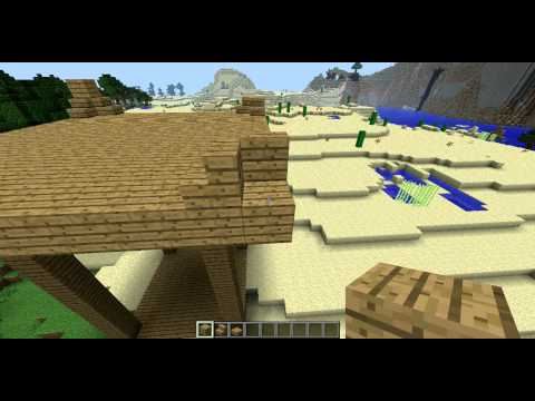 How to Build a Japanese Roof on Minecraft