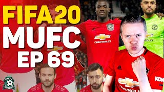 FIFA 20 MANCHESTER UNITED CAREER MODE! GOLDBRIDGE Episode 69