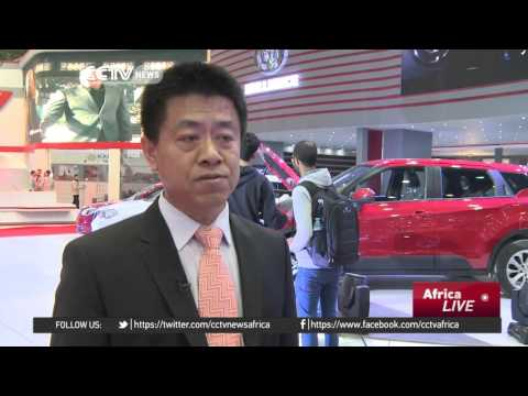 Chinese car makers shine in Egypt's motor show