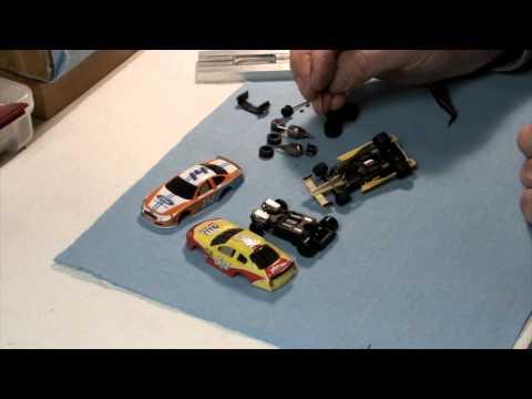 Auto World Super III Hop Ups