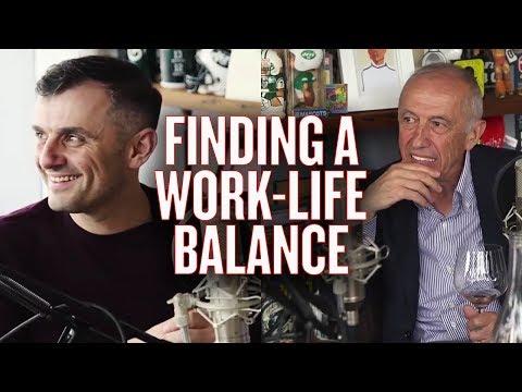 How Do You Find a Good Work-Life Balance | #AskGaryVee with Sasha Vaynerchuk