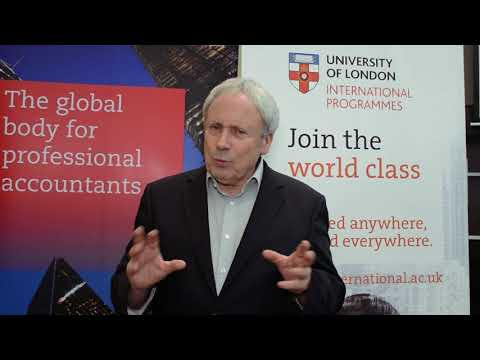 Dr Alan Parkinson on the MSc in Professional Accountancy