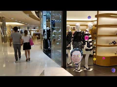 Lotte world mall(Seoul korea)