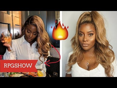 BEST ASH BLONDE WIG FOR DARK SKIN? | RPGSHOW X ANTHONY CUTS