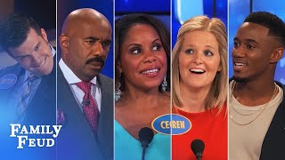 2016's Top 5 Funniest Answers! | Family Feud