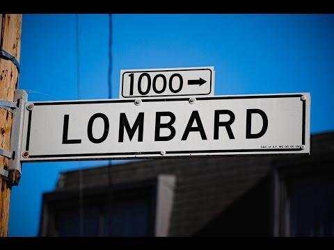Me on Lombard Street in San Francisco, CA