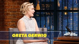 Greta Gerwig Wrote a Letter to Justin Timberlake Asking to Use His Music in Lady Bird