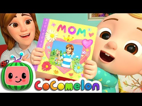 Xxx Mp4 My Mommy Song CoCoMelon Nursery Rhymes Amp Kids Songs 3gp Sex