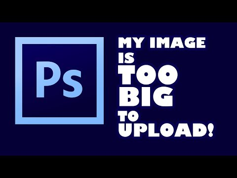 How To Reduce File Size in Photoshop