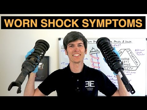 When To Replace Struts - Monroe Shocks And Struts