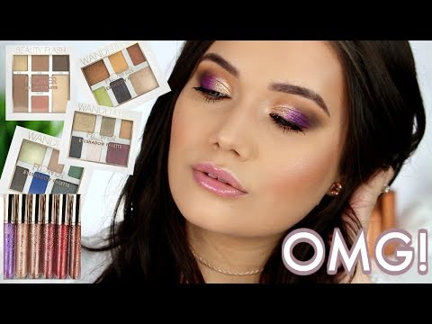 What's NEW at ULTA Beauty! Swatches + Makeup Tutorial
