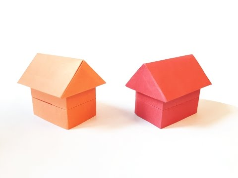 How to make a Paper House?