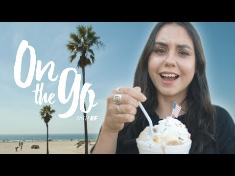 Angelina explores Coronado Island, San Diego – On the go with EF #61