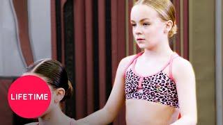 Dance Moms: Pressley LITERALLY Walks All Over GiaNina (Season 8)   Lifetime
