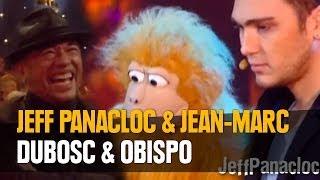 Jeff Panacloc au grand cabaret avec Dubosc et Obispo