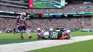 Jets Get ROBBED of Touchdown Against the Patriots!
