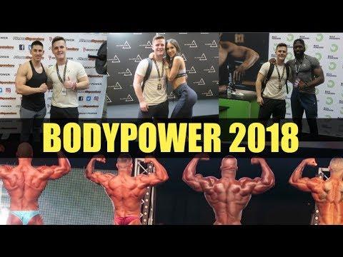 BodyPower 2018 Day 3